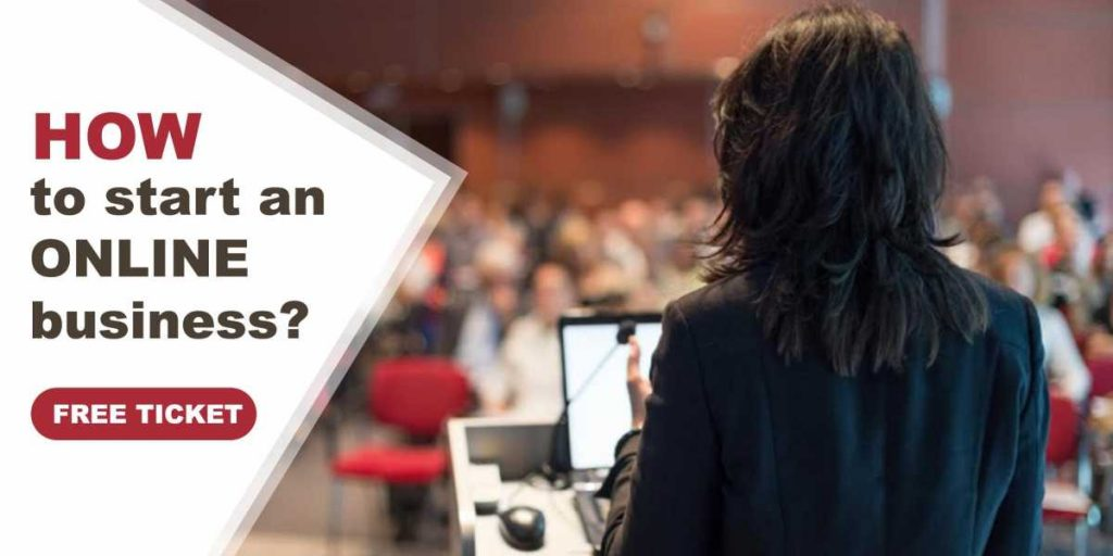 How To Start an online business workshop